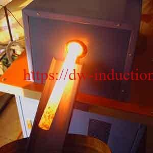 induction forging rod bars