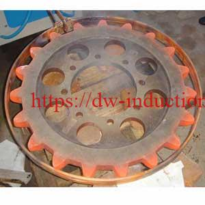 induction hardening gear