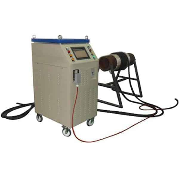 Air Cooling Induction Heating System Post Welding Heating