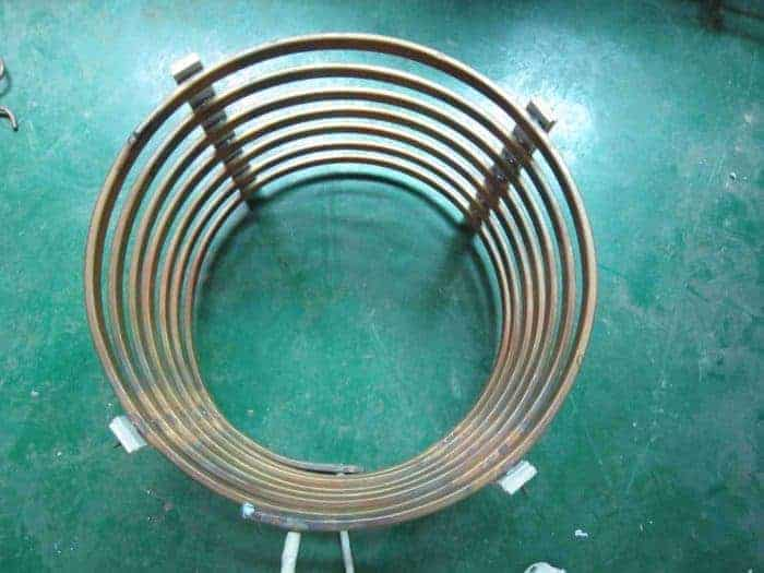 Custom Induction Heaing coil