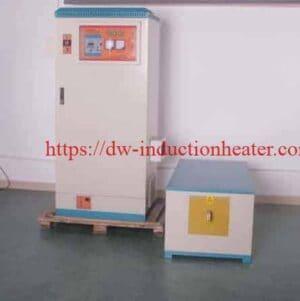 I-300kw IGBT i-medium-frequency input induction power supply