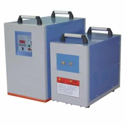 Medium frequency induction heater 25kw