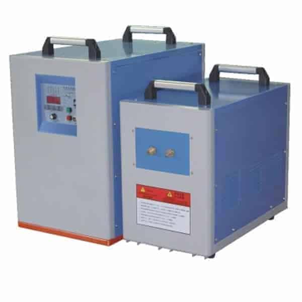 Средночестотен индукционен нагревател 25kw