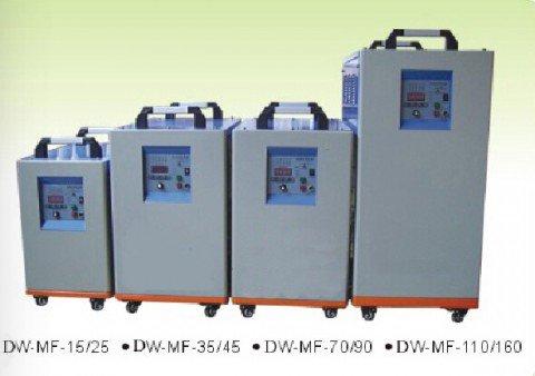medium frequency heating power supplies