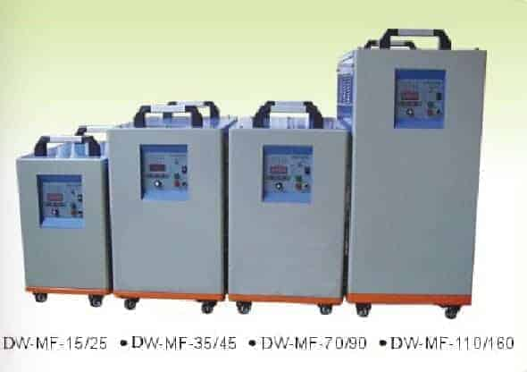 medium frequency heating power supplies