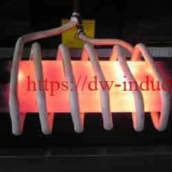 індукційний нагрівальний поверхневий процес