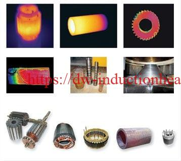 solid state induction heating