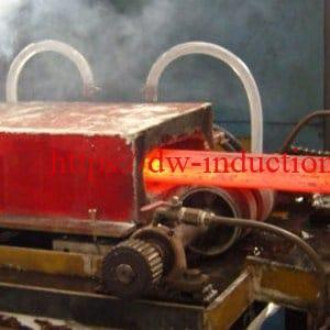 induction hot forming process
