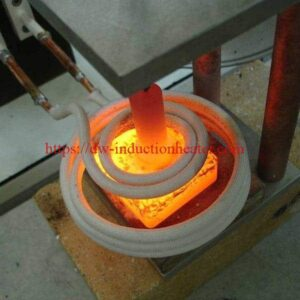 induction procession brazing heater