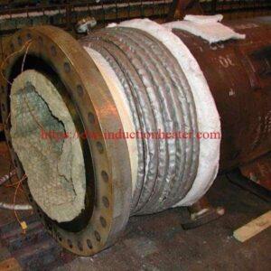 welding treatment preheating welding