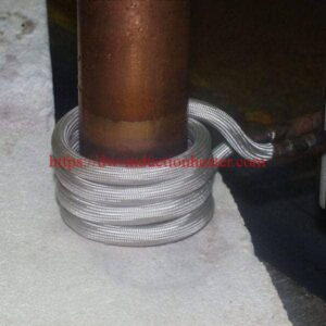 induction-annealing-copper-tube