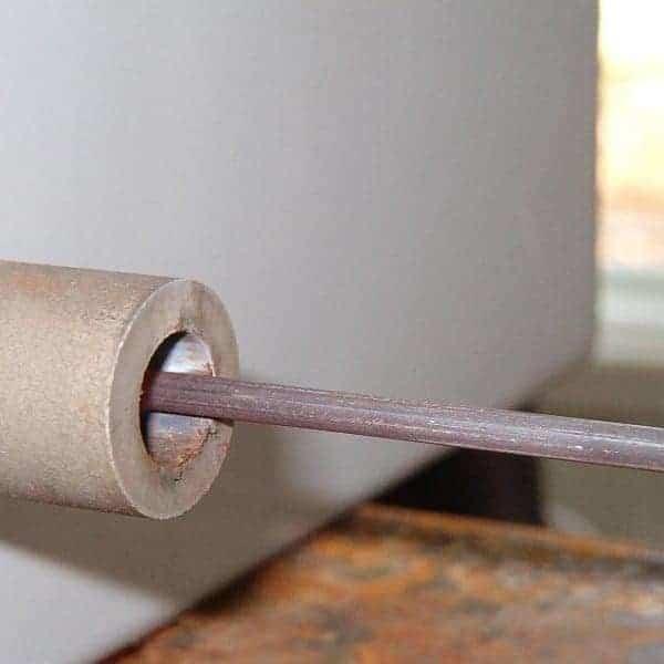 induktion glödgning stål bar
