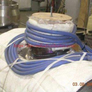 traitement de soudage par préchauffage par induction
