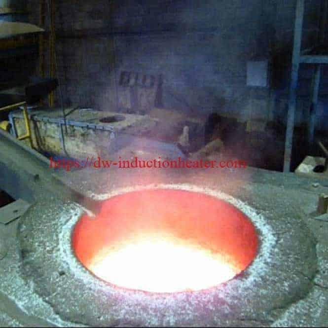 Пећ за топљење алуминијума-1