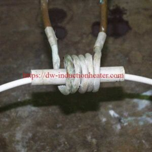 Induction-Varme-kobber-Wire