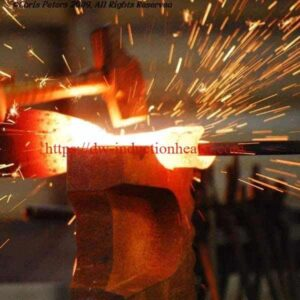 induction forging-steel