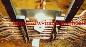 high frequency induction heat plate
