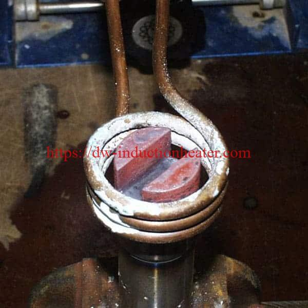 induction-annealing-shaft-end