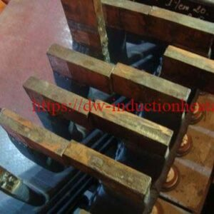 induction-brazing-copper-bricks