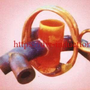 induction-brazing-copper-tube