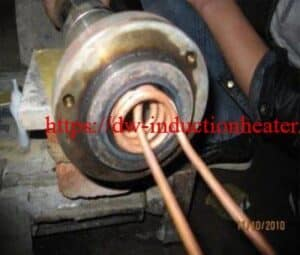 induction heating hardening inner