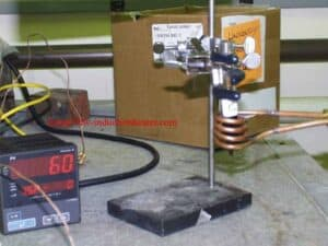 induction heating solutions vial