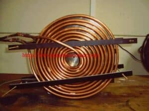 induction heating steel mold