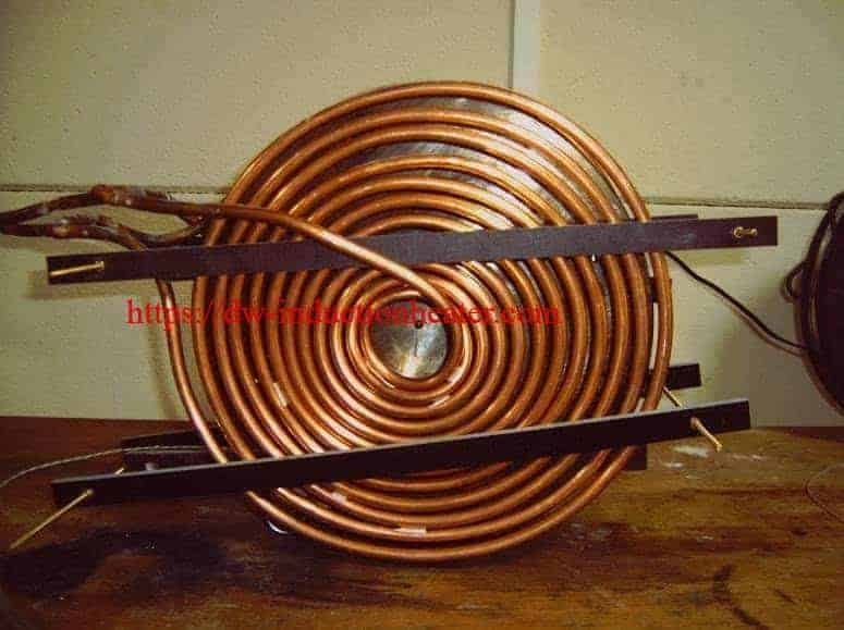 Induction Heating Steel Mold With Dawei Induction Heater