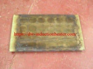 inducție de încălzire din oțel placă