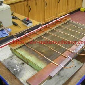 induction-heating-steel-plate