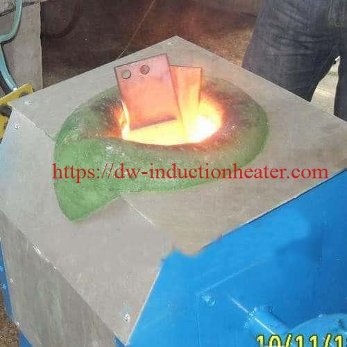induction-melting-copper-and-brass