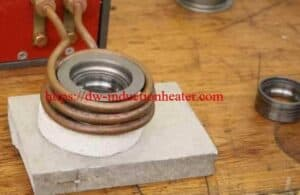 shrink fitting aluminum bearing