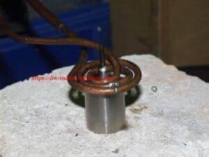 solidatorium immaculatam ferro Tubing