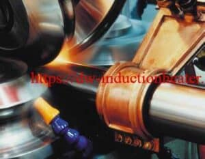 induction welding tubes