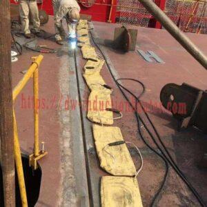PWHT зварювання попереднього нагрівання судна