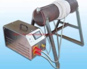 Bærbar forvarming PWHT-system