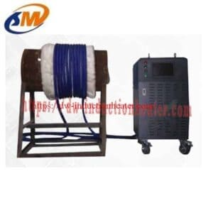 Welding preheat machine
