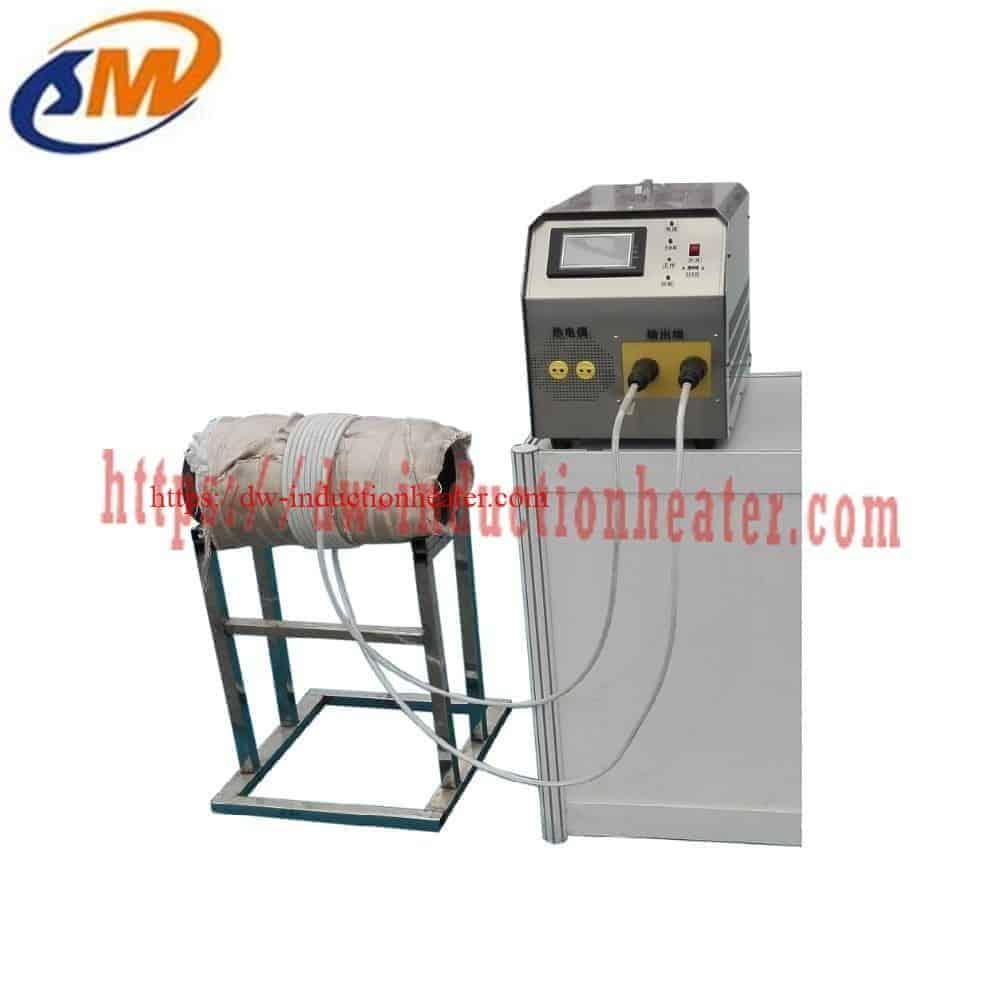 Portable IGBT PWHT machine
