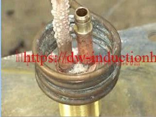Inductie soldeermachine