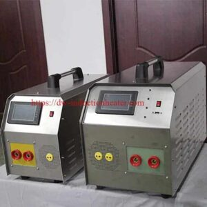 Portable PWHT welding machine