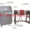 Máquina de tratamento térmico de soldeo