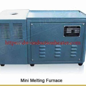 Induction gold melting furnace