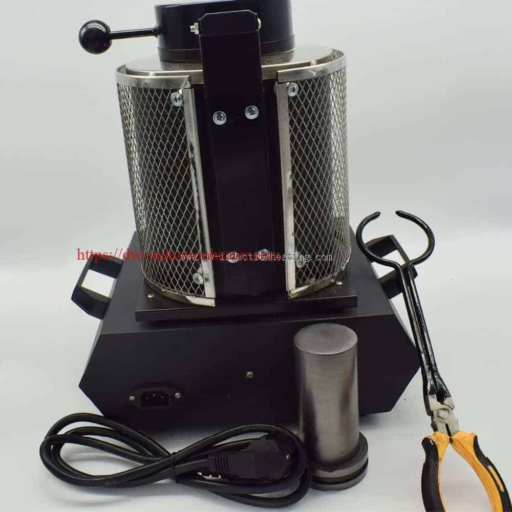 Portable Gold Melting Furnace For Sale Small Smelting Gold