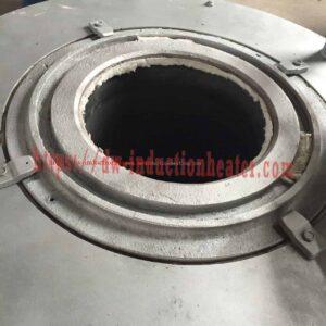 Furrën e shkrirjes alumini me induksion magnetik