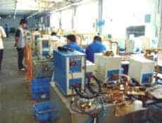 Induction heating equipment manufacturer