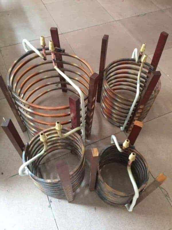 Induction Heating Coils Design