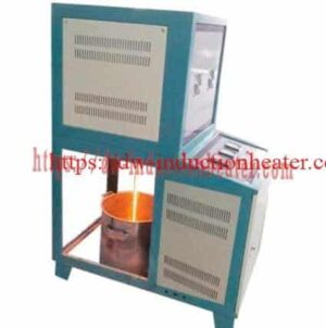 elektrická skleněná tavící pec