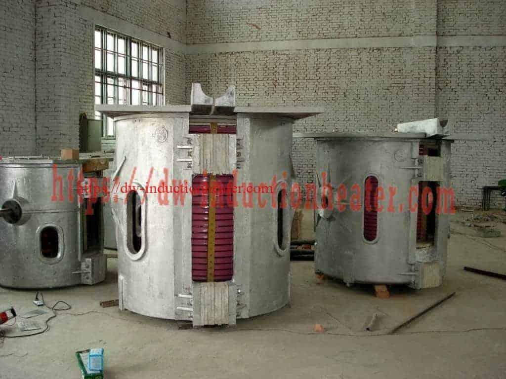 Electric Induction Furnace Metal Melting Induction Furnace
