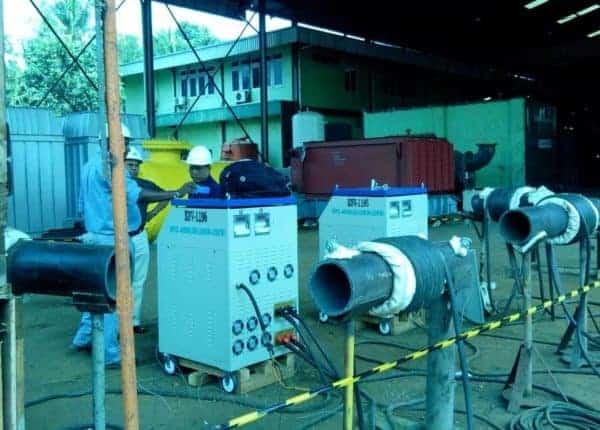 Mifteya peldanka peldanka welding