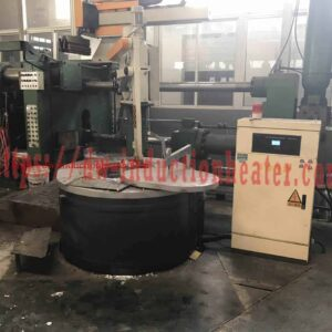 induction aluminium melting rauv